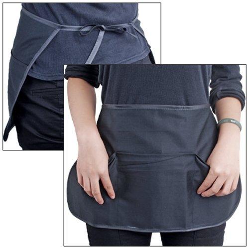 Online kopen Wholesale zwarte taille schort uit China zwarte taille schort Groothandel