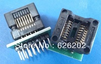 5PCS/LOT ,SOP16 to DIP16 SOP16 turn DIP16 SOIC16 to DIP16 narrow 150mil programmer IC adapter socket New And Original Parts
