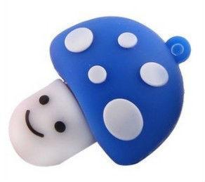 Wholesale Cheap Enough Cartoon Mushroom head 2GB - 64GB USB 2.0 Flash Memory Stick Drive Thumb/Car/Pen Gift