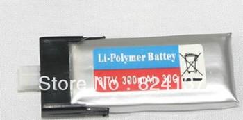 WL Toys V922-25 3.7V 300mAh 30C Li-Polymer Lipo Battery Spare Parts For WL V922 2.4G 6Ch Flybarless RTF RC Helicopter