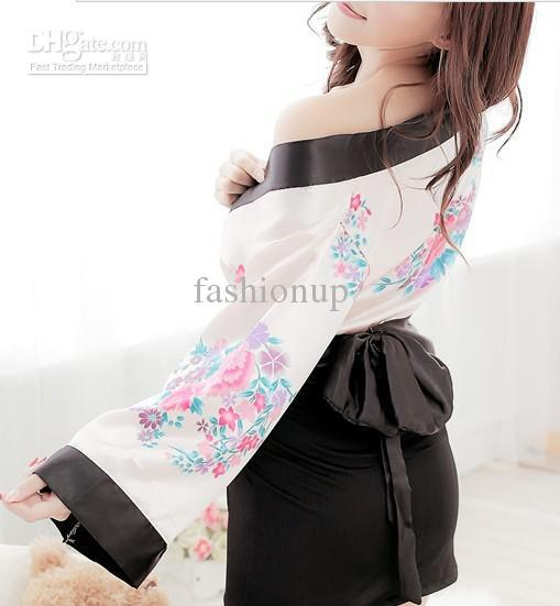 2013 Hot Sale Sexy lingerie New Japanese Sexy And Clothing Game Suit Photo FQQ-25(China (Mainland))