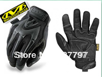 Mechanix M-Pact Covert Glove For Racing Airsoft Hunting Cycling Gloves M L XL Dropshipping free shipping