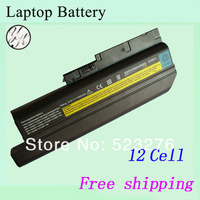 New Replacement LAPTOP BATTERY FOR IBM LENOVO T60 T61 R60 R61 SL300 SL400 W500