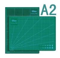 A2 cutting mat cutting board cutting plate paper pad sculpture dianban introduction blades 45x60cm