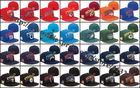 New Arrive fitted caps baseball hats men and women Leisure caps . Free shipping snapback hats 20pcs/lot(China (Mainland))