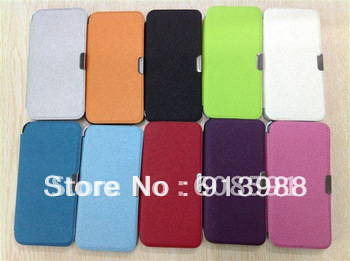 NEWEST Magnet function Slim PU Leather cell phone Case for iphone 5 5G + retail box+DHL Free shipping 50pcs/lot