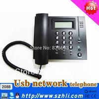usb Voip high quality  desktop skype phone/ desktop Phone for Skype phone