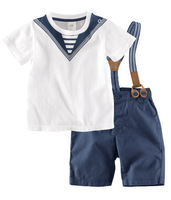 Kids accusing  boy boys casual short-sleeved short-sleeved dress suit suit Batch 45 * 6