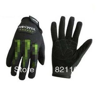Hot Deals outdoor cycling long finger full finger gloves / full finger gloves MTB Road Equipment / Motorcycle Gloves