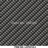 Carbon Fiber Item No. LCF021A-3 Water transfer printing Film