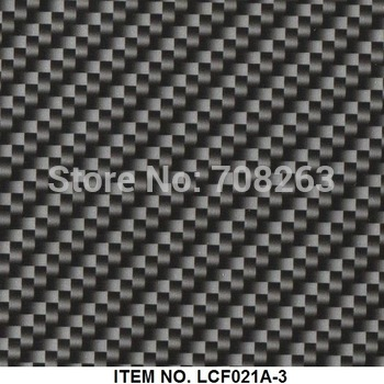 Item No. LCF021A-3 Water Soluble Film of Carbon Fiber