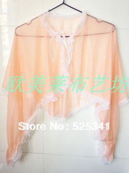 Hot summer lady high-grade with multicolored lace shawl shawl wholesale clothing wholesale free shipping
