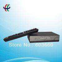 2013 New model mini Vu+Solo Cloud ibox HD Satellite Receiver in stock , cloud ibox vu solo free ship(Europe,North America,Aisa )