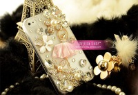 New Fashion Hot sale Ballet girl  Hard Back  Skin Case For Apple iphone 5 5G 5th//D Free shipping  Wholesale