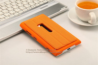Free shipping Multifunction Protector Case with bracket case for Nokia Lumia 920 for mobile phone accessories
