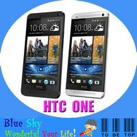 HTC M7 original Refurbished HTC phone HTC ONE M7 cell phone quad core  2G RAM+32G internal 1.7GHz CUP 4G LTE free shipping