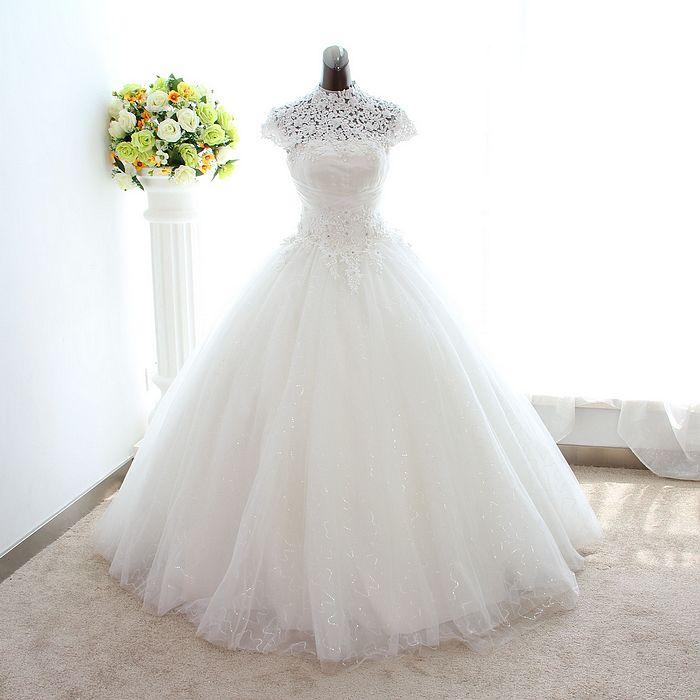 Bling Princess Wedding Dresses