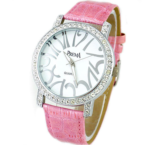 Rhinestone fashion watch - - - belt of luxury crystal ladies watch p904(China (Mainland))