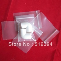 "wholesale transparent ziplock bag 7x10cm(2.8""x3.9"") thick ZIP SEAL 500pcs 8mil reclosable bag Earrings sealed poly packaging bag"