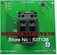 CX3013 of XELTEK QFP64  Socket Adapter ,PRICE CAN BE ADJUST WHEN YOU ORDERED