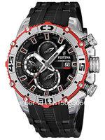 Festina Tour Chronograph Bike 2012 Herren Uhr Chrono F16601/3