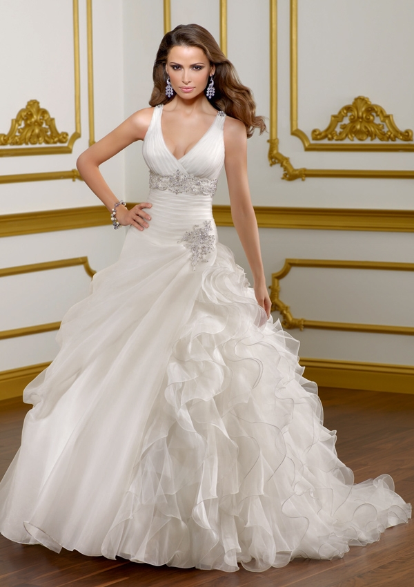 Sexy white/ivory Wedding dress Bridal Gown custom size all(China (Mainland))