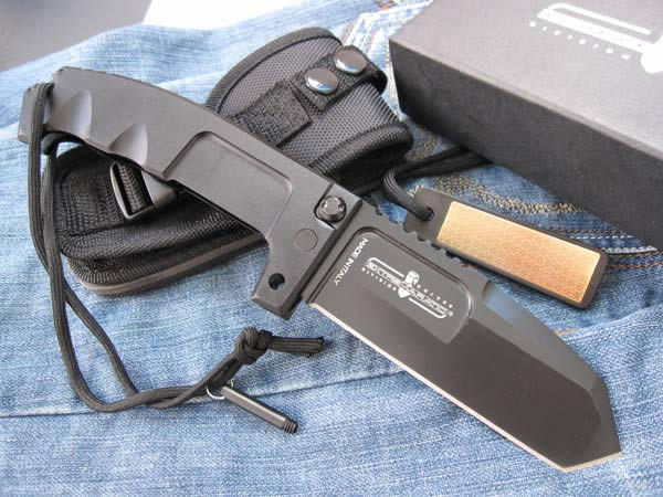5pcs Extrema Ratio - RAO Best Axislock Large Tactical Survival Hunting Folding Knife Folder OEM Knives Free Shipping(440C,57HRC)(China (Mainland))