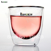 200ml high temperature resistant double layer insulated glass / tea ,coffee ,milk cup