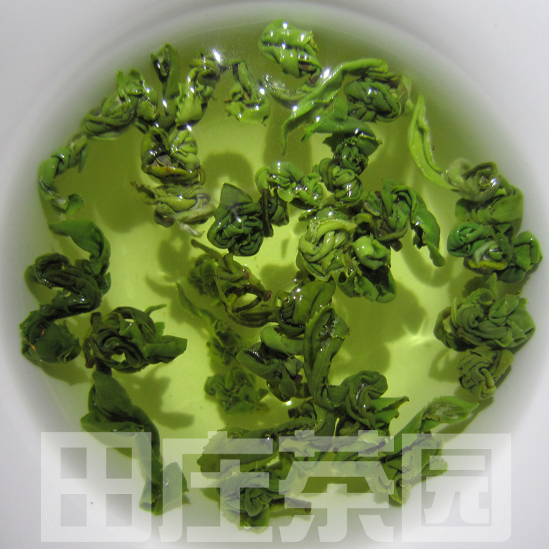 2013 tea organic green gem premium green tea leaf zinc se-enriched tea(China (Mainland))