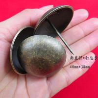 Freeshipping 40 * 38 mm big bubble nail archaize bronze for sofa & door furnitrue hardwear decorations wholesale