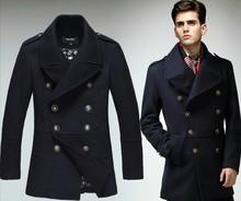 wholesale men wool pea coat