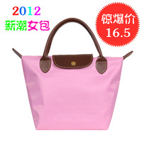 free shipping Multifunctional bag nylon bag women's handbag