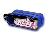 Free shipping 2pcs/lot waterproof Travel shoes Organiser Tidy Bag Pouch with polyester