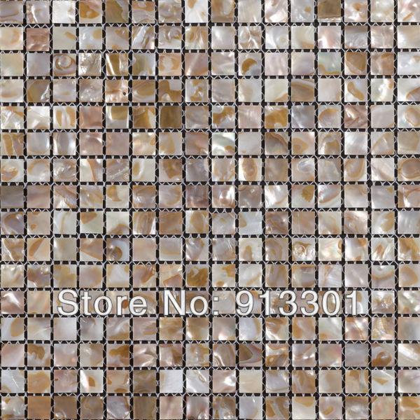natural shell mosaic tile wholesale kitchen backsplash