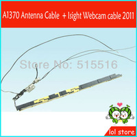 "For Apple Macbook Pro Air 11"" A1370 Left Hinge Wifi Antenna Isight Camera Webcam Cable 2011"