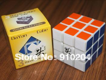 Free shipping!!Dayan Guhong II 2 Plus V2 3x3 Speed Cube white