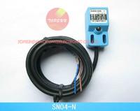 Free Shipping 5pcs/LOT SN04-N SN04N 4mm Approach Sensor 10-30V DC Inductive Proximity Switch