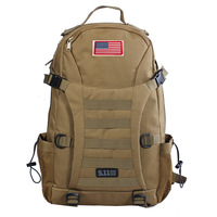 HOT!! Encryption mountaineering bag outdoor backpack tactical attack packets bag velcro