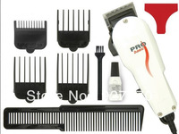 Free Shipping Best Selling Professional Pro Basic Hair Clipper Barber Salon Haircut Corded Clipper