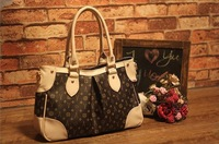 HIT SALE!! New arrival lady handbag, leather shoulderbag women,  shipping bag,1pce wholesale.N45