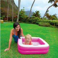 Intex57100 infant inflatable pool child ocean ball pool paddling pool