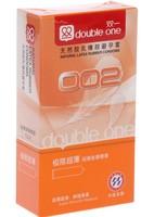 Condom ultra-thin condom fun pair orange 002 ultra-thin 12 female pleasant sensation
