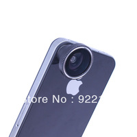 Universal Mobile Phone  Degrees Wide Angle Fish-Eye Lens 180