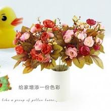 simulation flower promotion