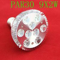 2X High Power Dimmable PAR30 18W Cree LED spotlight led ceiling light down lamp bulb