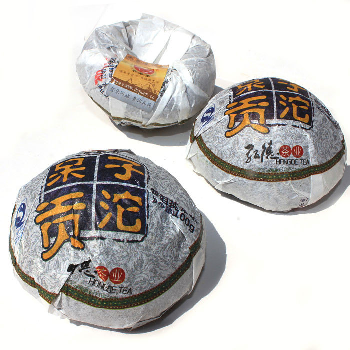 TuoCha raw pu-erh tea, tea for zi gong Tuo ancient pu 'er tea on sale(China (Mainland))