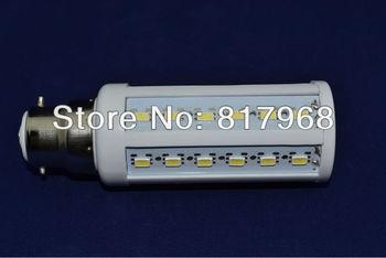 5630 44leds 110-130V/AC 12w 1320lm B22 corn bulb CE&RoHS certificated