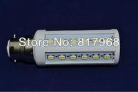 5630 44leds 200-240V/AC 12w 1320lm B22 corn bulb CE&RoHS certificated