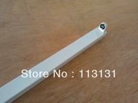 Free shipping by DHL/EMS 25pcs/lot Aluminum LED T8 Tube Bracket Holder