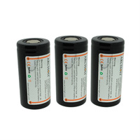 1 PC 1pc 32650 Battery ARCHON Rechargeable Li-ion 32650 5500mAh 3.7v Protected Battery (Explosion-proof battery )